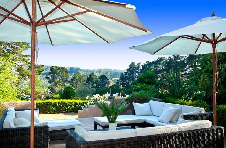 The Vineyard Lodge Terrace - Exclusive Use Of Tussie Mussie Vineyard Retreat - Merricks North - rentals