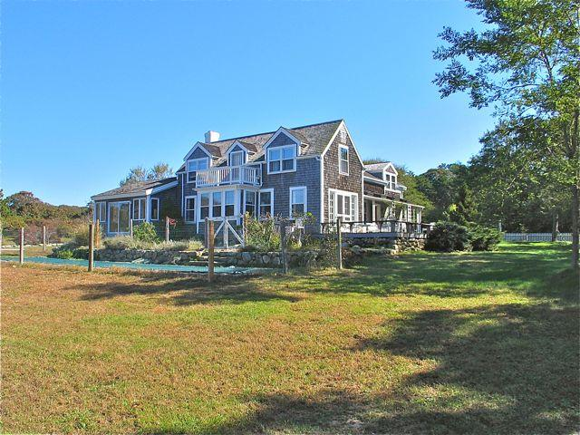Farm House in Menemsha with North Shore Views! (313) - Image 1 - Massachusetts - rentals