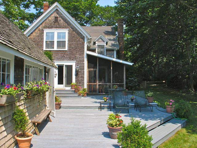 West Tisbury Village Farmhouse On Mill Pond! (208) - Image 1 - Massachusetts - rentals