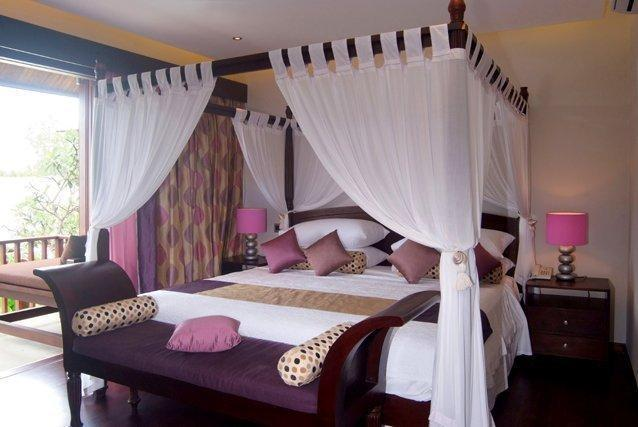 Bedroom 3 - Upstairs - Luxurious VILLA KULA, minutes to beach & Seminyak - Seminyak - rentals