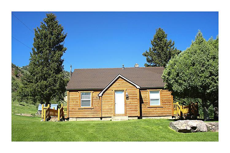 The Willow - The Old Mill Log Cabins, Afton Wyoming - Afton - rentals