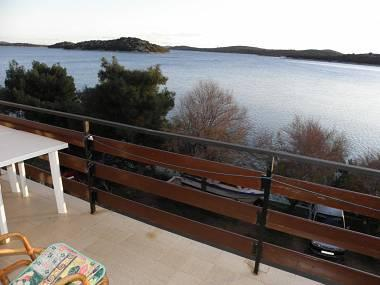A1(2+1): terrace view - 5042 A1(2+1) - Tisno - Tisno - rentals