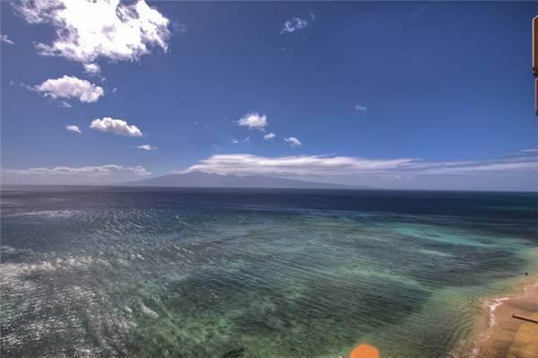 Maui Kai #1006 Oceanfront Studio - Image 1 - Lahaina - rentals