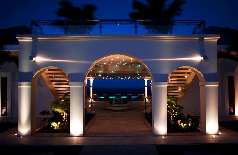 Mes Amis at Terres Basses, Saint Maarten - Oceanfront, Pool, Luxury Home - Image 1 - Terres Basses - rentals
