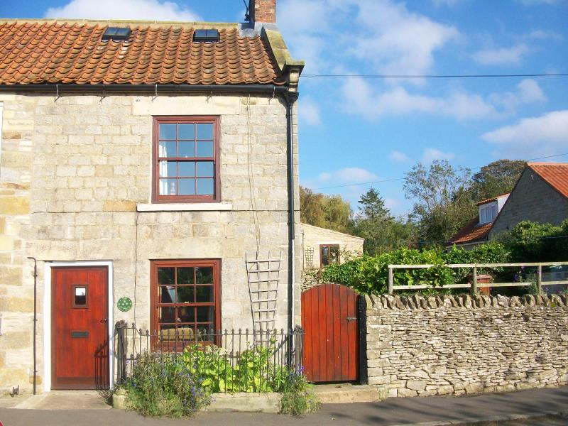 from the quiet road - The Cottage Gillamoor sleeps 4 North York Moors - Gillamoor - rentals
