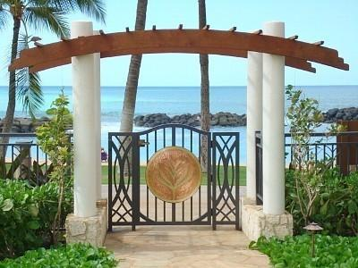 Ko Olina Beach Villa Gate To Beach - KoOlina Luxury Beach Villa w/ Ocean View on Beach - Kapolei - rentals