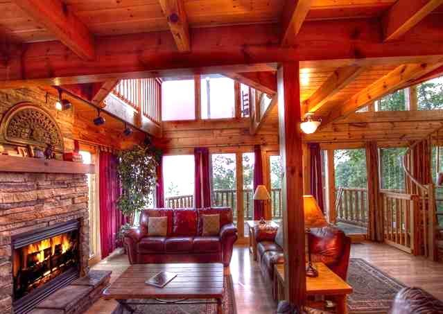 Sit down, Relax and Enjoy your Getaway! - Incredible View; $0 FEE; Stay 4/11-4/18 @ $1299/WK - Gatlinburg - rentals