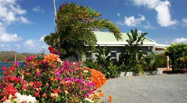 Entrance - In Harmony Retreat-A Relaxing couples Getaway - Virgin Islands National Park - rentals