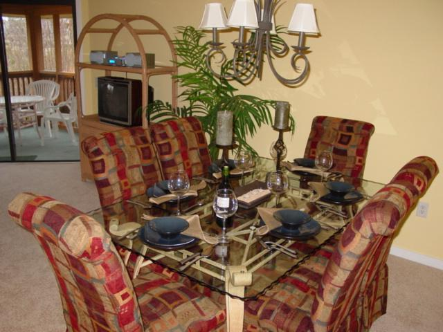 Dining Area - Beautiful Condo In Kingston Plantation  Resort- - Myrtle Beach - rentals