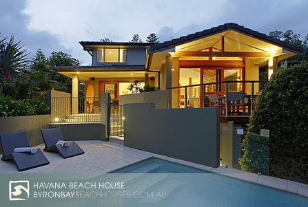 Byron Bay Beach Houses Australia - Havana Beach House - Byron Bay Beach Houses - Byron Bay Accommodation - Byron Bay - rentals