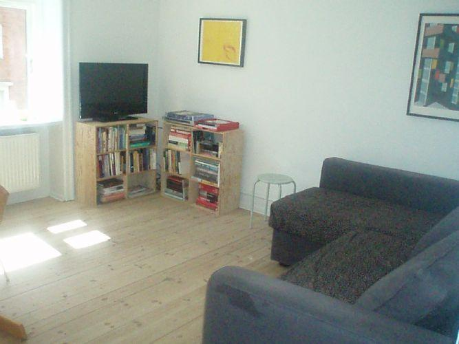 Tycho Brahes Allé Apartment - Nice Copenhagen apartment close to Lergravsparken Metro - Copenhagen - rentals