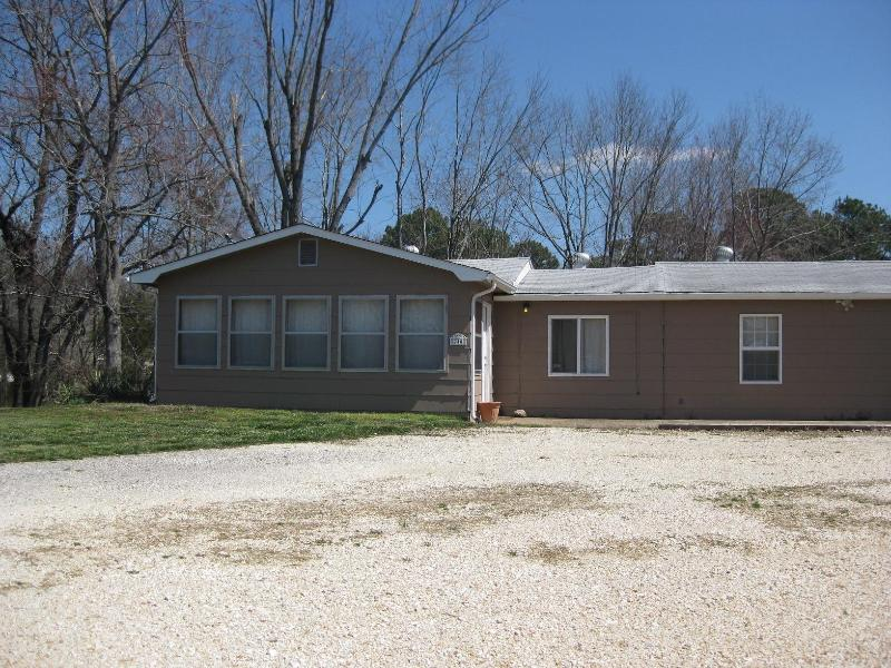 Front of Home - Fish are Biting Vacation Rental - Springville - rentals
