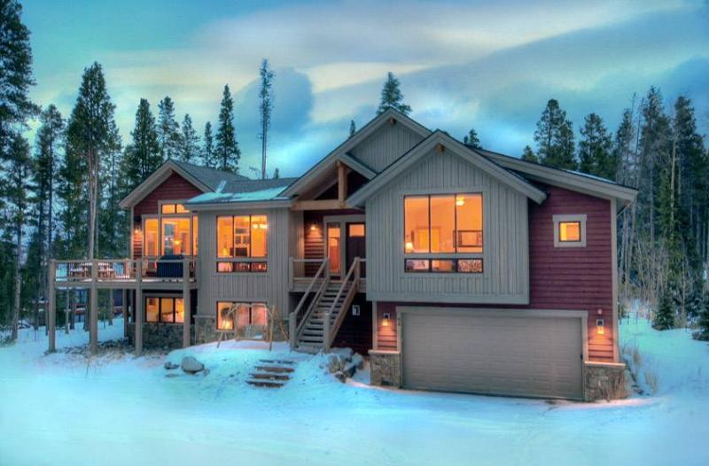 Lone Hand Lodge - Private Home - Image 1 - Breckenridge - rentals