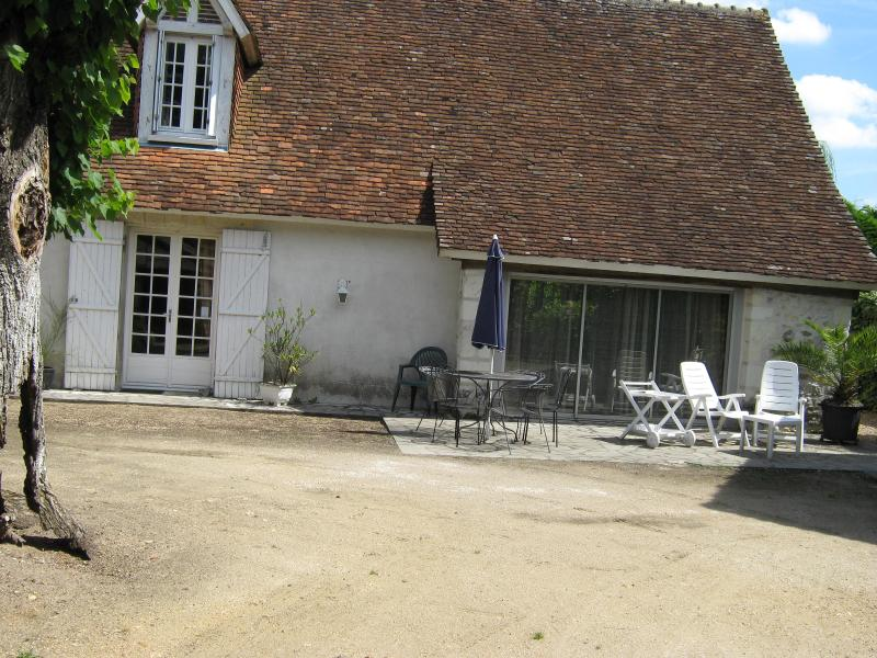 A charming country-house in the Loire-Valley  3*** - Image 1 - Indre-et-Loire - rentals