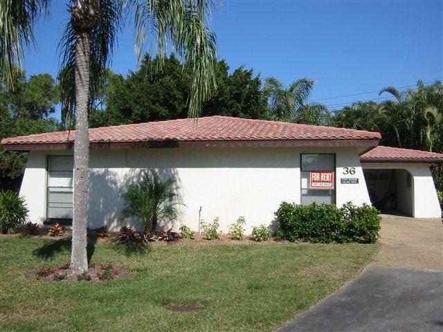 Villa 36 - 2-Bdr Villa in Botanical Garden, Bonita Springs FL - Bonita Springs - rentals