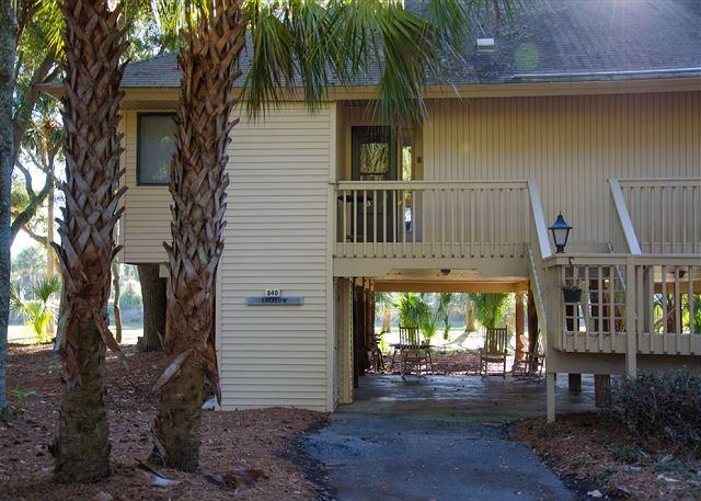 Club Cottage 840 - Relaxing Resort Home With Lots of Amenities - Image 1 - Edisto Island - rentals