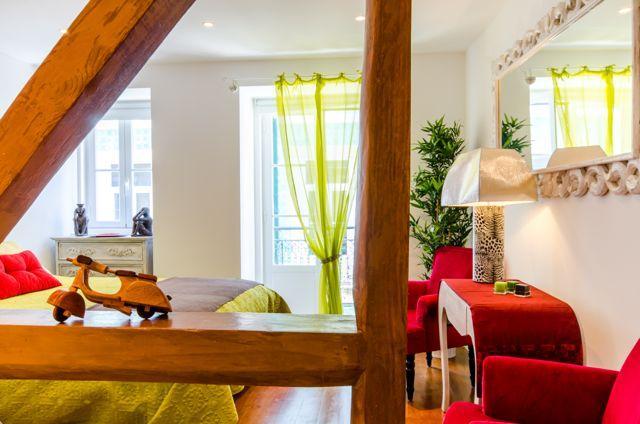 NEW!!! Lisbon Core Apartment in Bairro Alto, Chiado - Image 1 - Vilamoura - rentals