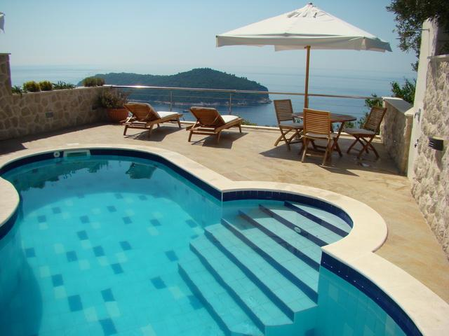 Swimming pool - Hedera A9 - Dubrovnik - rentals