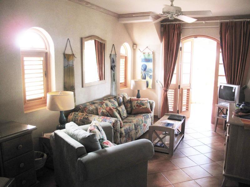 Villa Living Room - Stunning Barbados Villa - Barbados - rentals