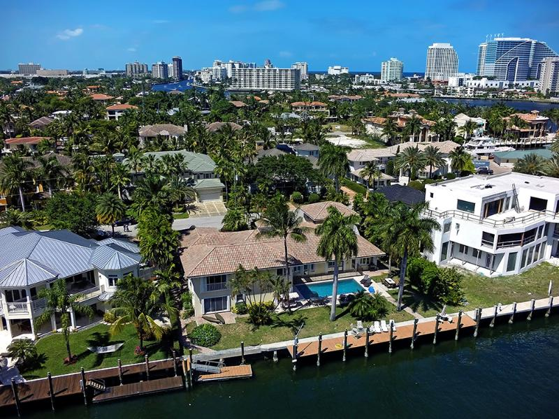 10 BR Mansion on Las Olas. June Special! - Image 1 - Fort Lauderdale - rentals