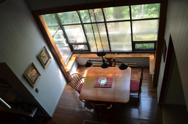 Kitchen View from loft - Fall DEAL Near Shopping & Trailheads WIFI clean DU - Intervale - rentals