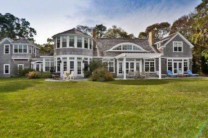 BLUFF HOUSE ON WEST CHOP - VH RFIE-55 - Image 1 - Vineyard Haven - rentals