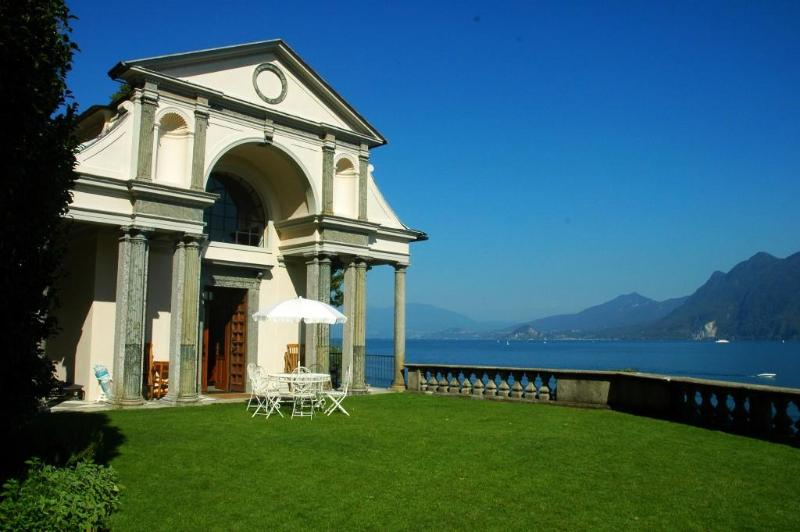 Unforgettable lakefront experience: a divine villa - Image 1 - Verbania - rentals
