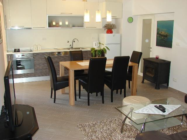 Kitchen / dining area - Hedera A3 - Dubrovnik - rentals
