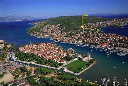 Location on island Ciovo (5min walk to centre) - Brand new Adriatic Suite - Trogir - rentals