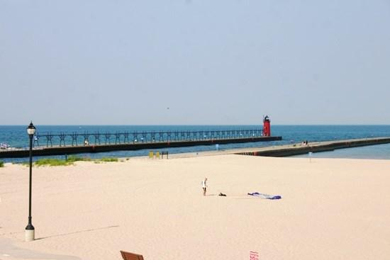 The view from 22 Lakeshore - 22 Lakeshore Dr - Weekly stays begin on Saturdays - South Haven - rentals