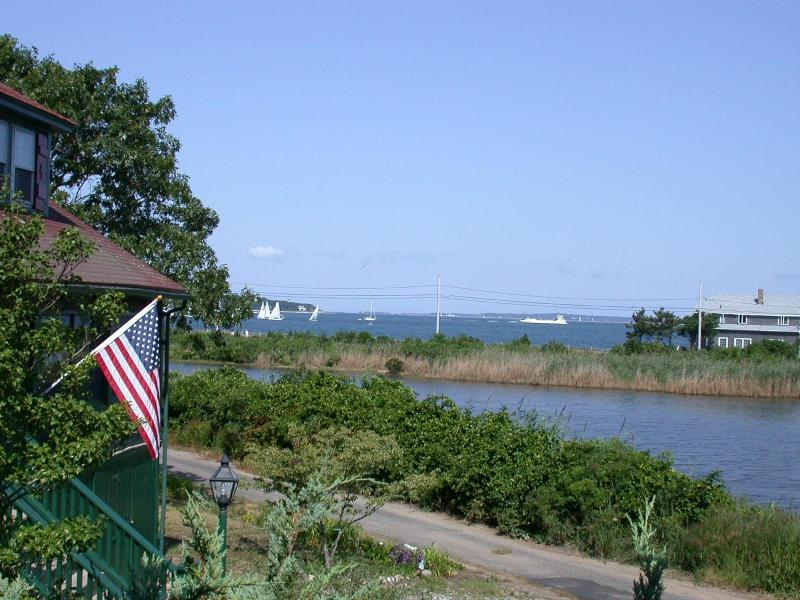 House and View - East Chop, Quiet, Walk/Bike to town, Awesome Views - Oak Bluffs - rentals