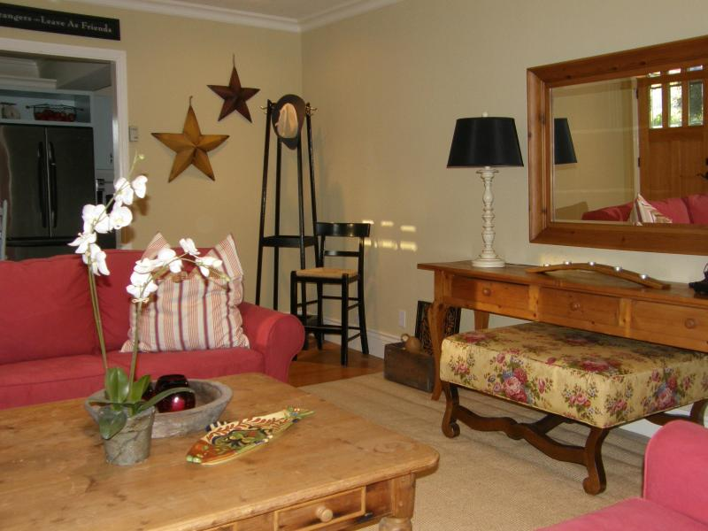 Casa Vina awaits your arrival! - Free Winter Night~Vineyard Home, Bikes, Near Plaza - Sonoma - rentals