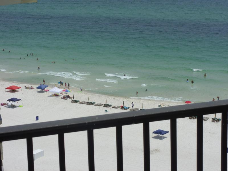View from Penthouse Balcony - Penthouse on the Beach - Panama City Beach - rentals