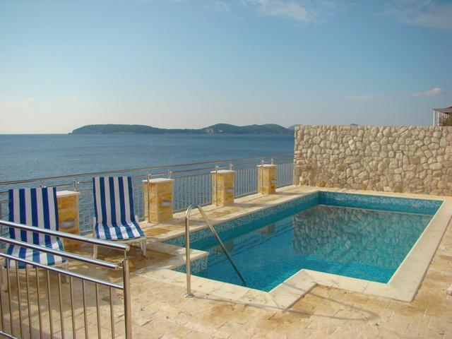 Swimming pool - Villa Hedera III - Dubrovnik - rentals