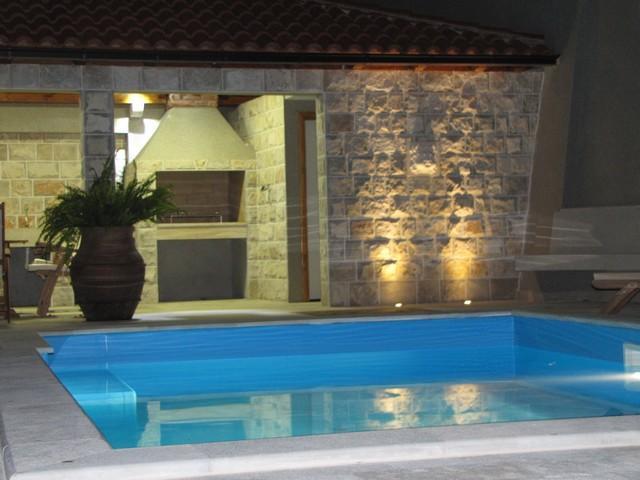 Pool / summer kitchen area - Hedera A18 - Dubrovnik - rentals