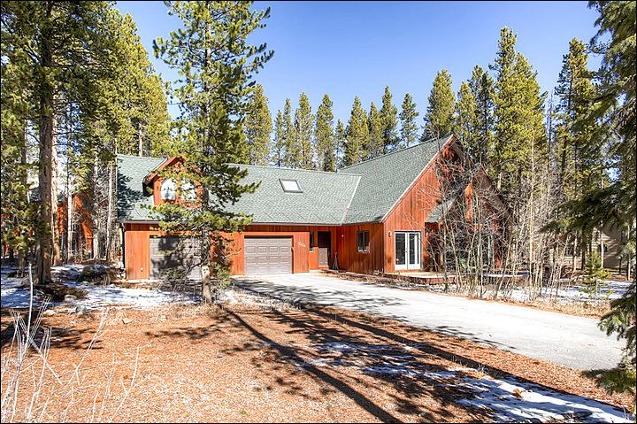 Secluded Mountain Getaway - Newly Remodeled - Spacious Floor Plan (13356) - Breckenridge - rentals