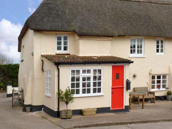 COXES COTTAGE, family friendly, character holiday cottage, with a garden in Clyst St Mary, Ref 13292 - Image 1 - Devon - rentals