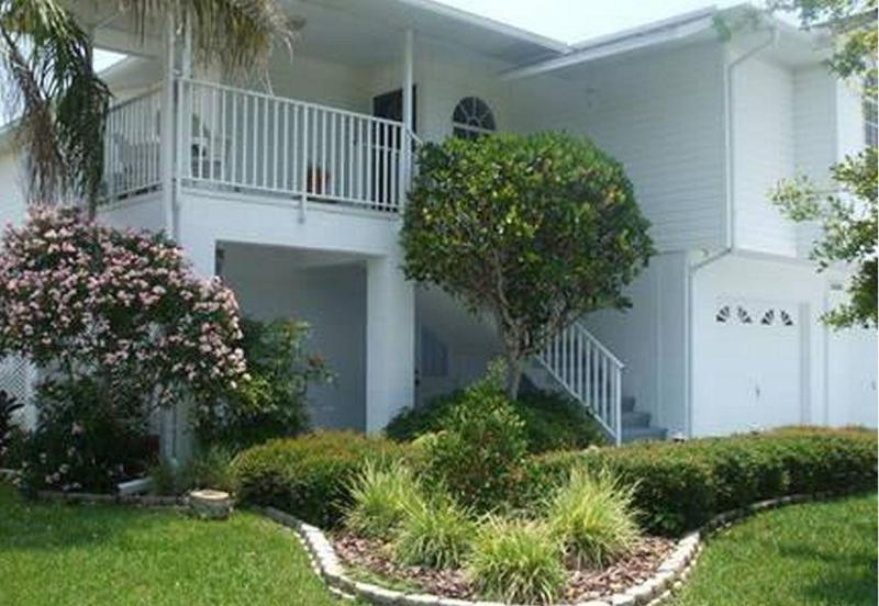 front of home-elevator to take you to second story - Fishing & Boating on Hernando Beach - Check this out! - Clearwater - rentals