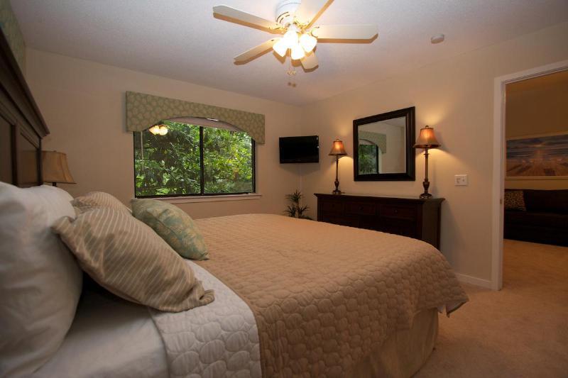 Master Bedroom - Spring Break Is Almost Here - Book Now! - Hilton Head - rentals