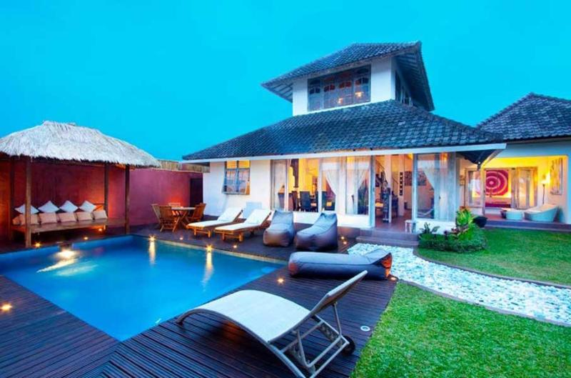 Pretty Exotic Villa Central Seminyak - Image 1 - Seminyak - rentals