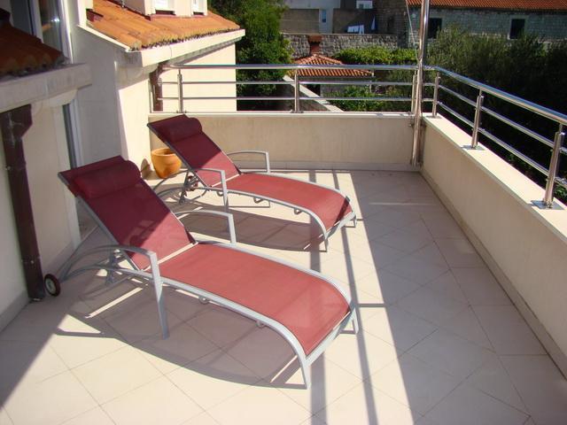 Terrace - Hedera A1 - Dubrovnik - rentals