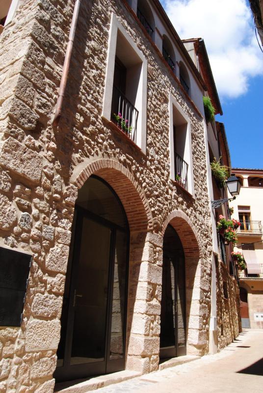 Facade - Cal Porxo - Tarragona - rentals