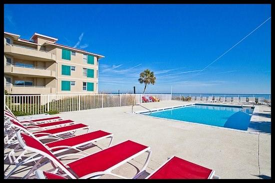 pool area - Priceless Perfection - Tybee Island - rentals