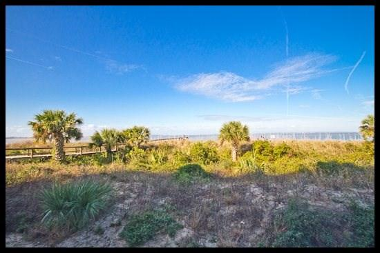 balcony view - Sara`s Sea Esta - Tybee Island - rentals