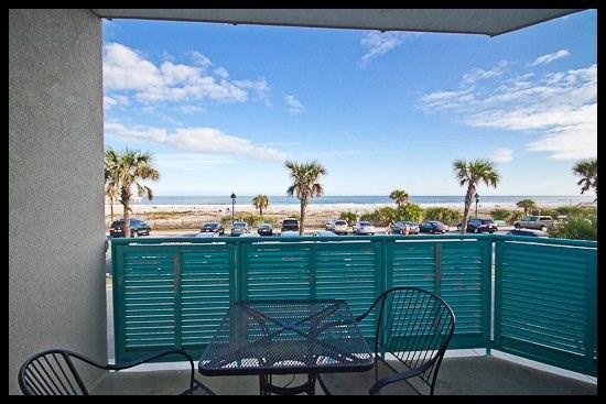balcony - Flip Floppin - Tybee Island - rentals