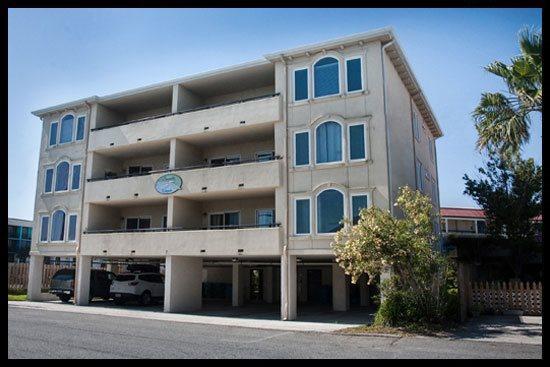building complex - Water Mark - Tybee Island - rentals