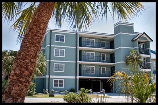 building complex - Almost Paradise - Tybee Island - rentals