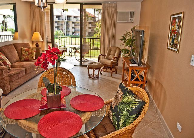 SUMMER SPECIALS! Top Rated Ocean View 1-Bedroom in the Inner Courtyard - Image 1 - Kihei - rentals