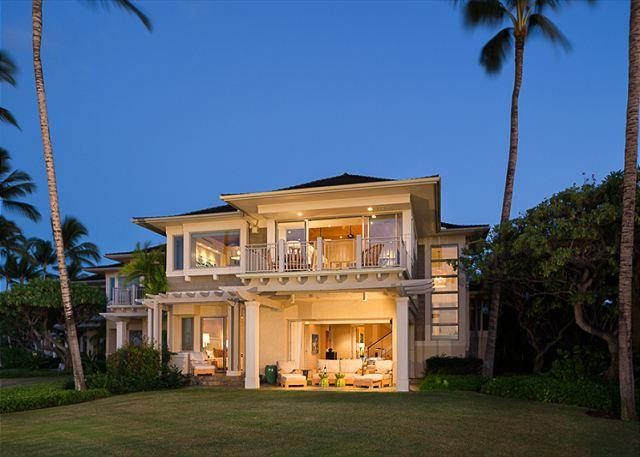 Large, two-story Villa Near Four Seasons Resort Hualalai - Image 1 - Mauna Lani - rentals