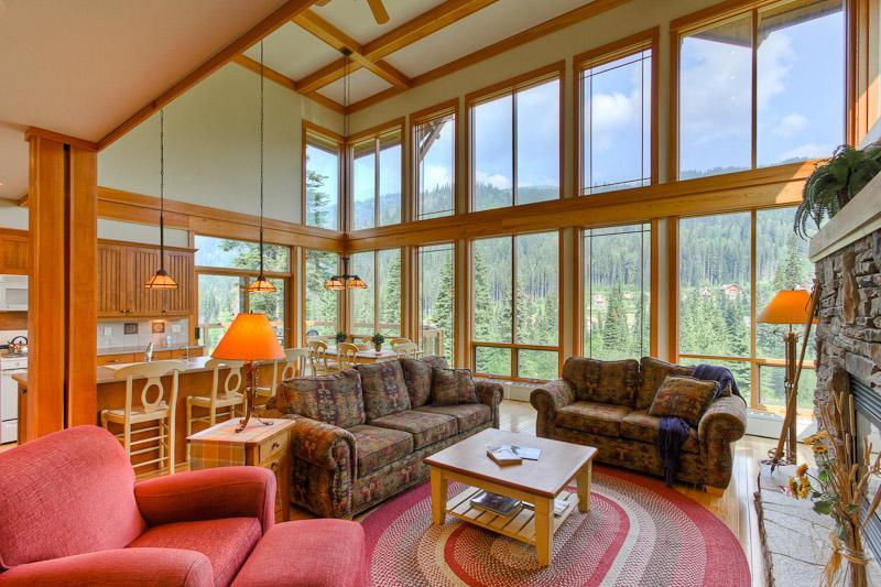 OUR HOME - OUR HOME - Sun Peaks - rentals